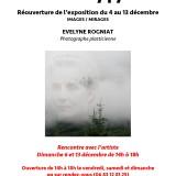 Ré-ouverture de l'expo d'Evelyne Rogniat