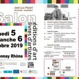 Salon du livre d'artiste de Pollionnay